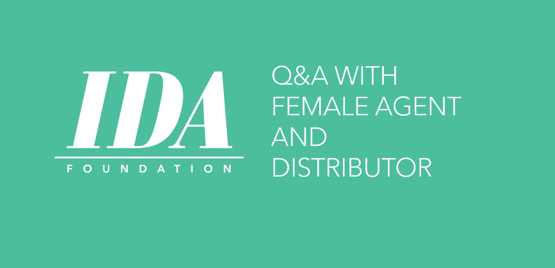 Q&A with female IDA agent and distributor for IWD