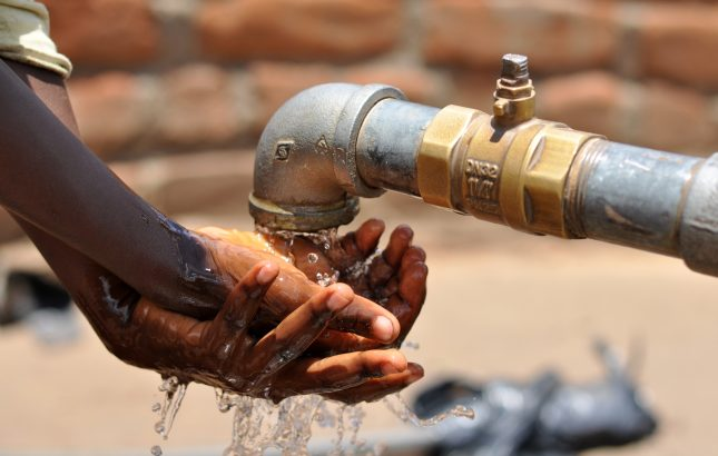 IDA underlines the importance of hand hygiene