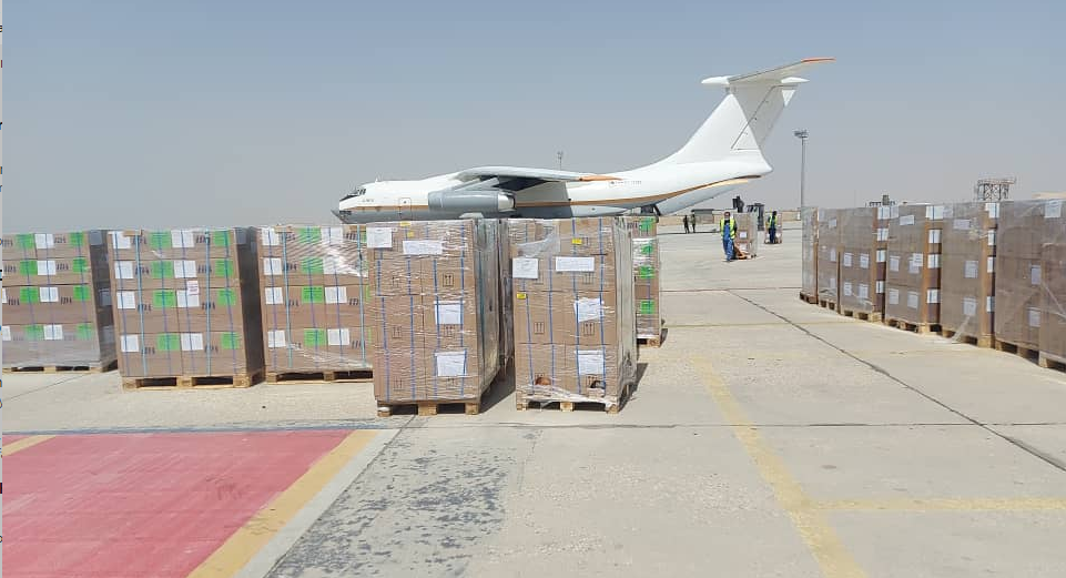 Emergency response: essential kits for Afghanistan