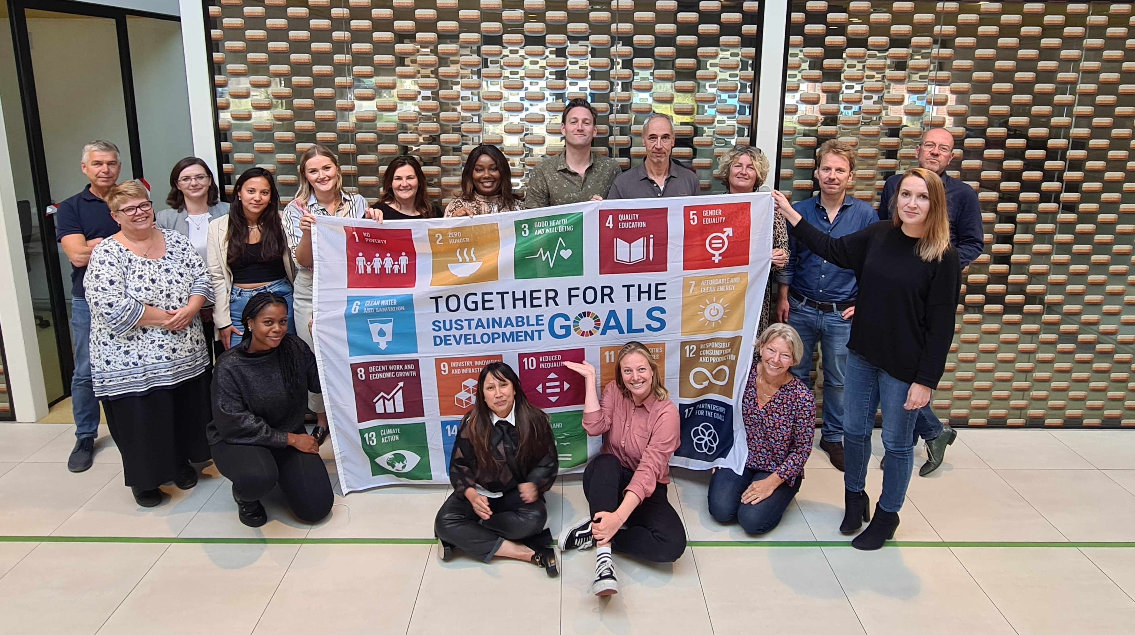 Together for the SDGs on SDG Action Day